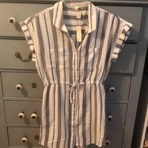NWT - Japna shirt dress